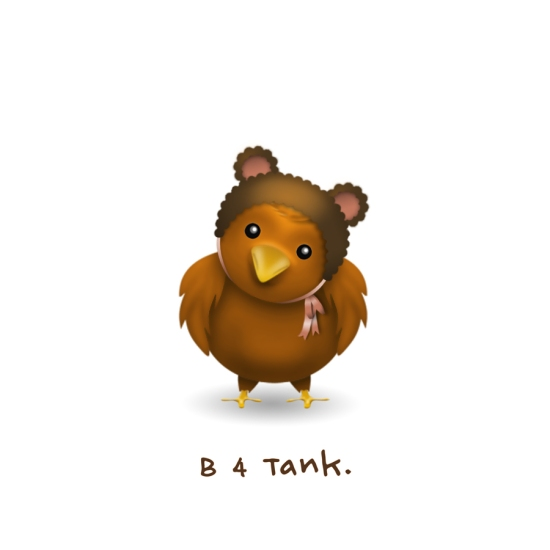 (c) Disciplinary Action - Twitter Druid Tank Image