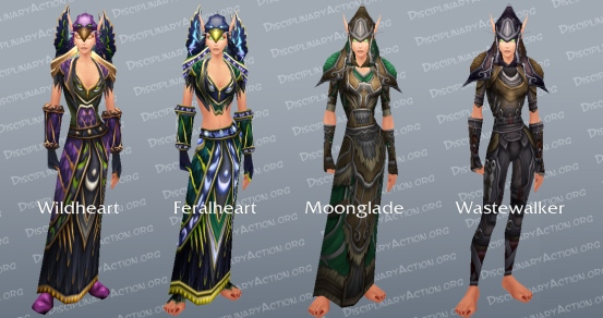 Druid Dungeon Sets (c) Disciplinary Action