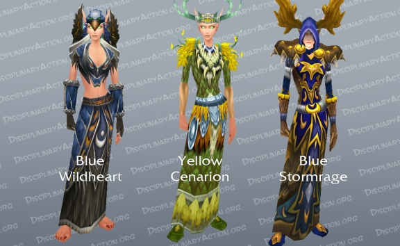Druid Lookalike Sets (c) Disciplinary Action