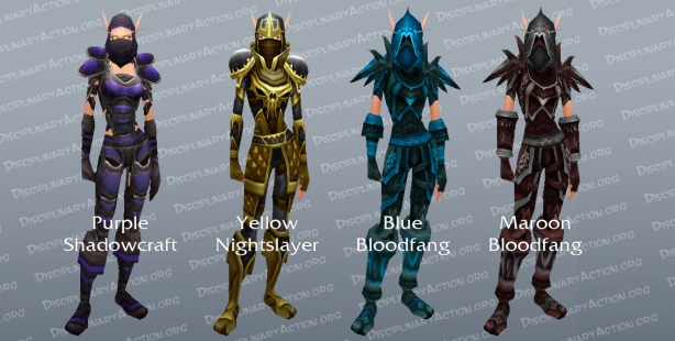 Rogue Lookalike Sets (c) Disciplinary Action