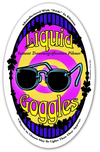Liquid Goggles