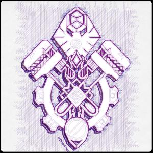 Ballpoint Icon: Gnome