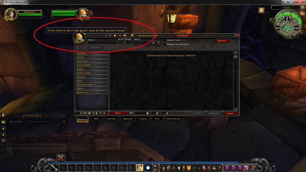 Disciplinary Action Gold Making Guide to WoW
