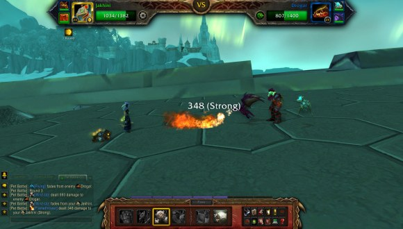 Pet Battle Achievements, World of Warcraft