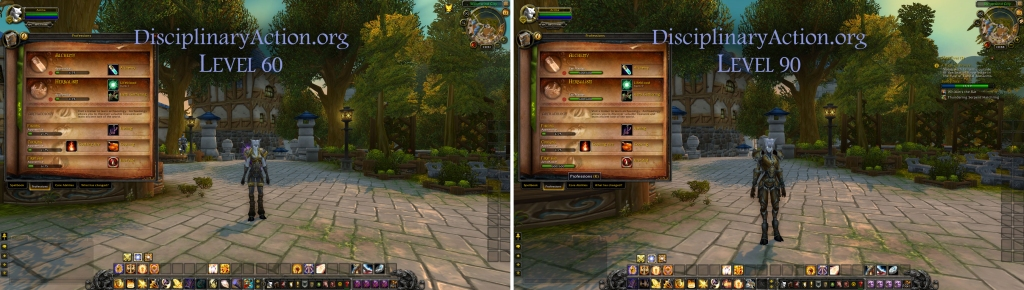 Disciplinary Action | Warcraft Guide Boost to 90 from 60: Changes to Professions - Alchemy and Herbalism