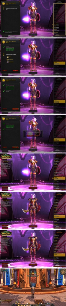 Disciplinary Action | Warcraft Guide Boost to 90 from 60: Boost Leveling Process Screenshots