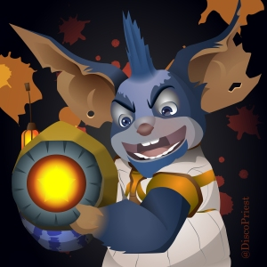 Wildstar - Chua Avatar - ©DiscoPriest